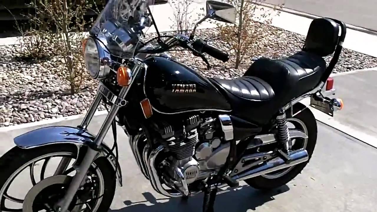 Yamaha Maxim