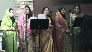 In Christ alone by CTCF Choir