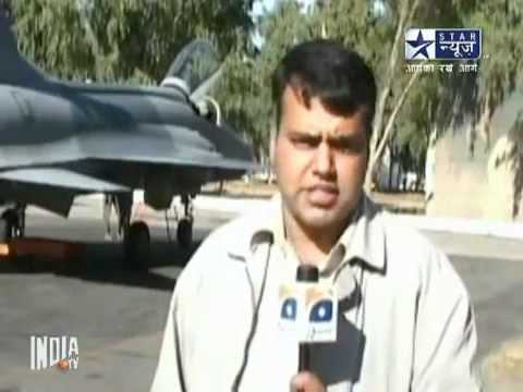 Pakistani Airforce Defence System Jf17 Thunders Indian Media.flv