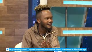 Kwesta On Working With Rick Ross 18 Dec 2018 Tsaon3