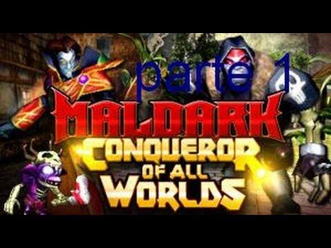Maldark: El conquistador de todos los mundos / Mission 3/4 part 1 / Ep