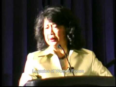 GlobeWomen -- Legacies of Women 2008 - Introduction by Irene Natividad