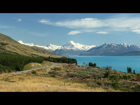 Road Trip in New-Zealand