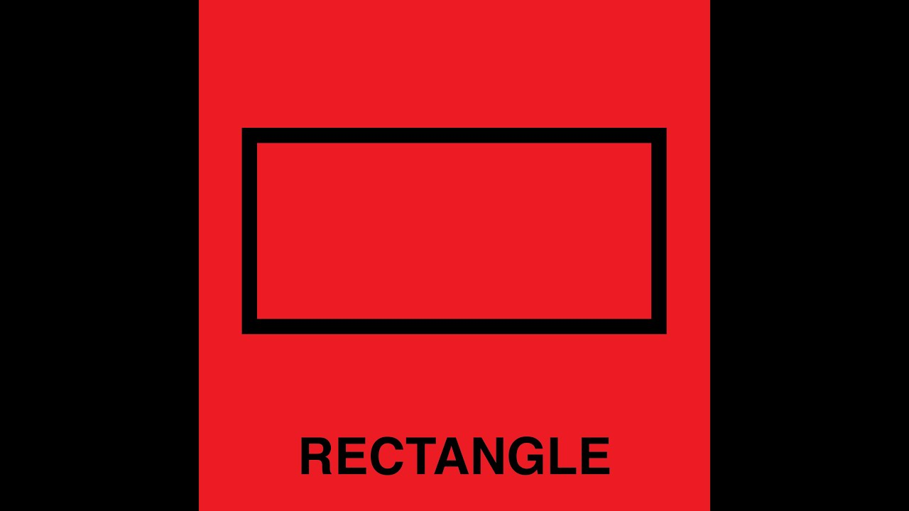 Rectangle Song Video - YouTube