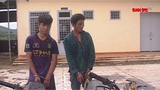 Bắt hai đối tượng gây hàng loạt vụ trộm ở huyện nghèo Đam Rông