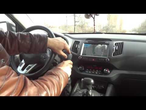 Ручное управление на авто КИА