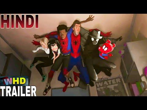 Spider Man: Into The Spider Verse Hindi Trailer Bob Persichetti, Peter Ramsey, TW Trailer World