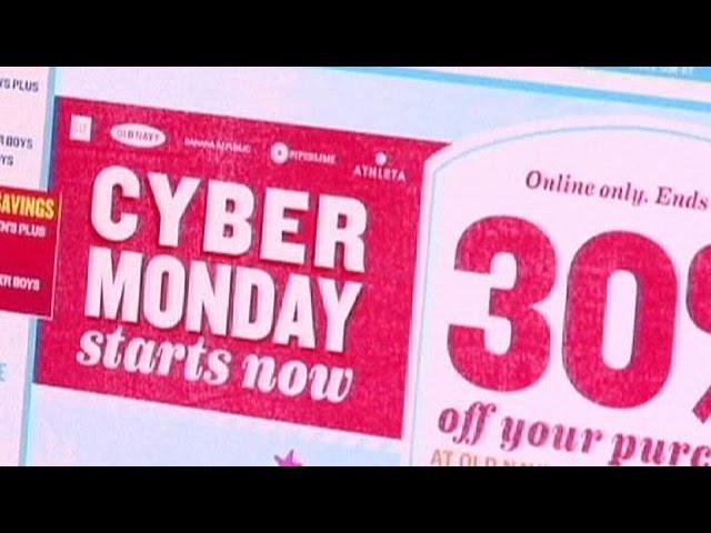 Cyber Monday : jour de soldes sur Internet ! - economy