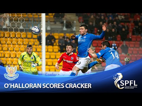 Electric pace and dogged determination help O'Halloran score