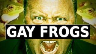 Gay Frogs (Alex Jones REMIX)