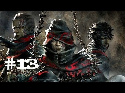 Soul Sacrifice Playthrough Part 13 - Destinies Past Chapter 2 & 3