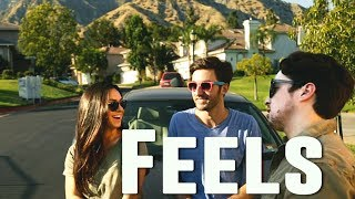 download musica FEELS - Calvin Harris Katy Perry Big Sean Pharrell Williams COVER Nick Warner Abby Celso Frank