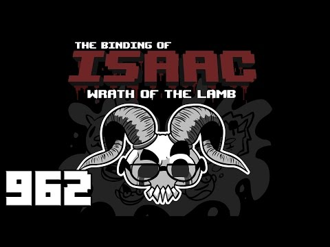 Let's Play - The Binding of Isaac - Episode 962 [Wig]