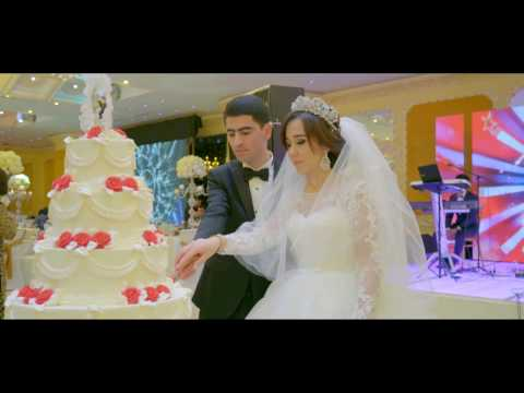 Teaser wedding party Farid&Dilafruz 4K UltraHD (Soundtrack: Maroon 5 - Sugar)