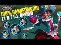 YOU WILL BAN HARLEY AFTER SEEING THIS! MOBILE LEGENDS HARLEY OP GL RANKED GAMEPLAY