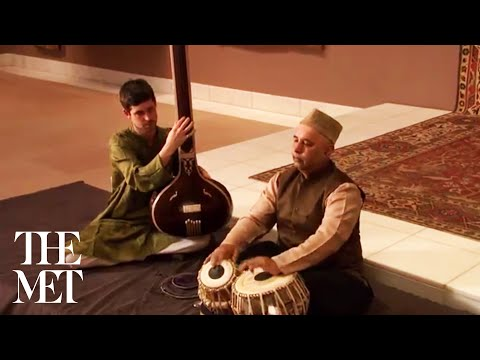 Tabla: Theka, Rela, and Tukra in Tintal (Drut Lay – Fast Tempo)
