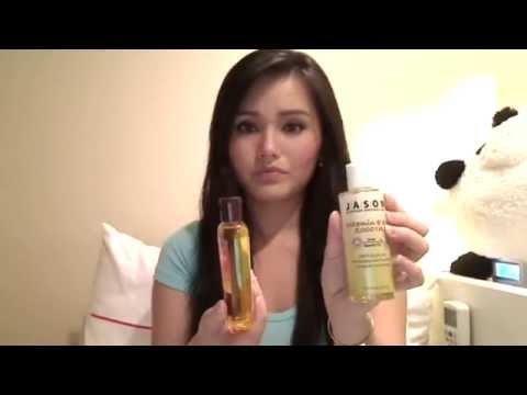 Aspirin Mask, Jojoba/Vitamin E oil reduces acne/acne scars and minimizes pores