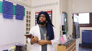 Starrkeisha The Substitute Teacher! 😂💀🔥 | Random Structure TV