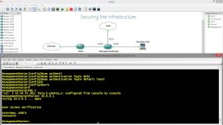 Securing the Infrastructure (640-554 IINS) :: Video-3
