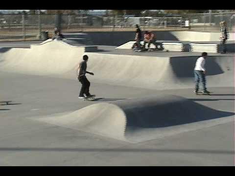 BJ Morrill - Sacrifice Skateboards