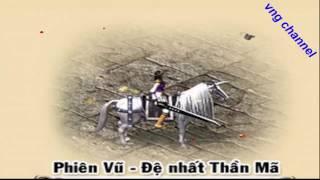 Top 5 bảo vật khủng nhất võ lâm thời 2005-2007_võ lâm channel