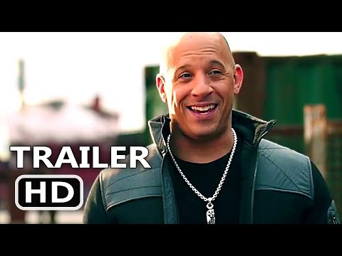 xXx 3: Return of Xander Cage (2017) Vin Diesel Nipple Clip Action Movie HD thumbnail
