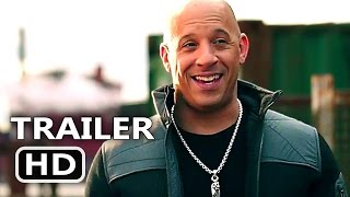xXx 3: Return of Xander Cage (2017) Vin Diesel Nipple Clip Action Movie HD