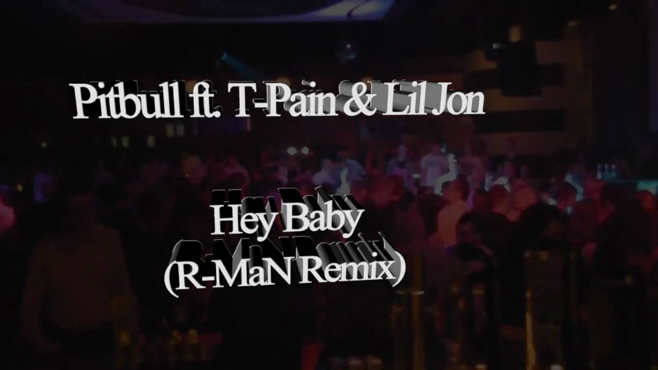 T Pain Hey Baby MP3 Download