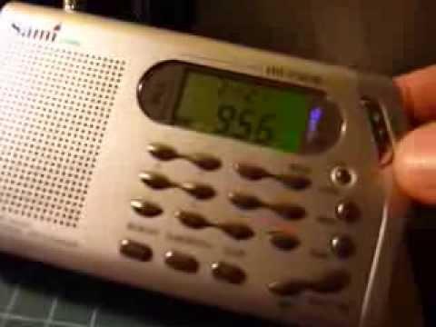Radio RS-2906 (separando emisoras en 31m)