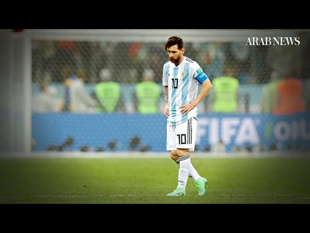 Argentina, Lionel Messi on brink of World Cup exit after Croatia drubbing