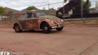 VW Bug Dung Beetle Test Hit