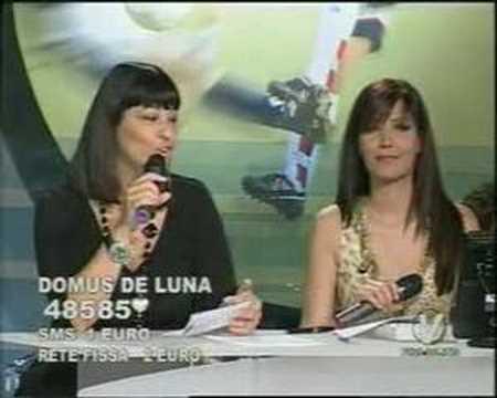 Michela Giangrasso presenta Tutti Dentro