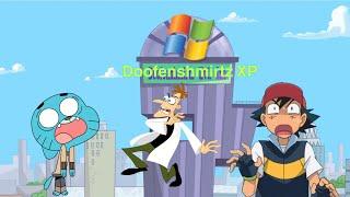 Dr. Doofenshmirtz Intro But AAAAAAAAA-