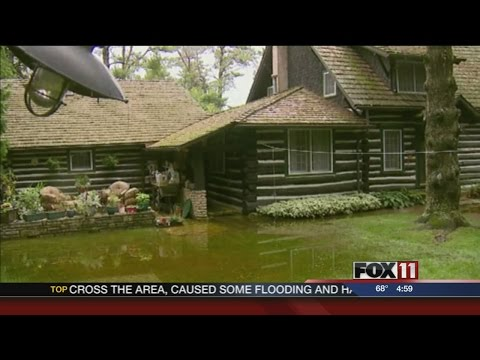 Storms leave damage, flooding, power outages