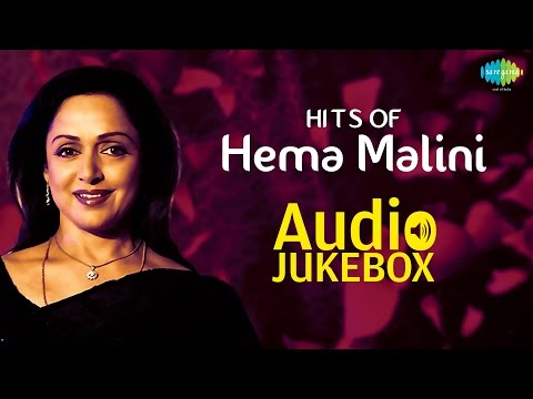 Hit Songs Of Hema Malini - Old Hindi Songs - Best of Hema Malini Film Songs - Audio Jukebox