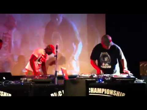DMC UK FINALS 2011- Xecutioners Roc Raida Tribute