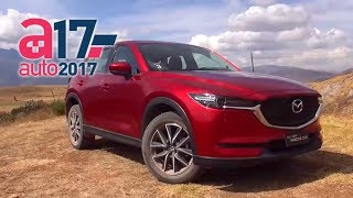All New Mazda CX 5 desde Cusco | Auto 2017