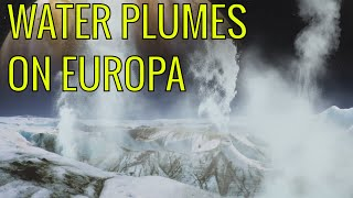 NASA: Hubble Directly Images Possible Plumes on Europa