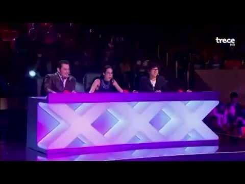 cantante del metro estremece con su canto en mexico tiene talento 2014