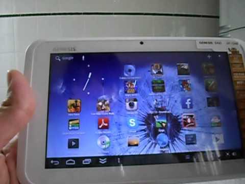 tablet genesis gt7240