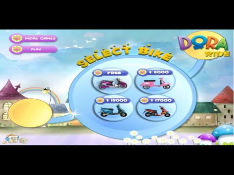 Dora - Dora Games -  Play  Dora Ride Game (Giochi Friv 8)