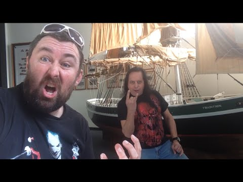 TheDailyWoo - 927 (1/14/15) Los Angeles Maritime Museum