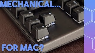 Mechanical keyboard for Macs? Velocifire M87 review