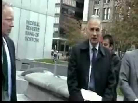 Part 2-Ralph Nader Speaks Outside Federal Reserve, Boston