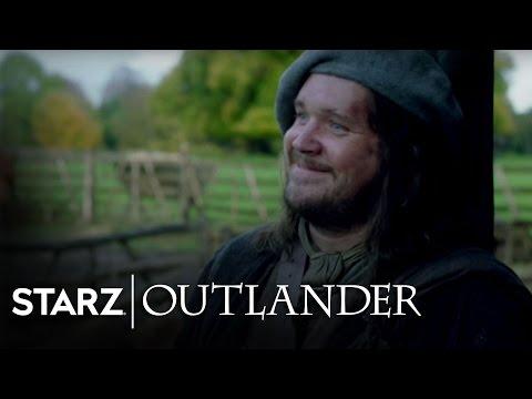 Outlander - Rupert & Claire Extended Scene - Episode 102