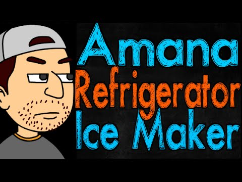 My Amana Refrigerator Ice Maker is Not Working!