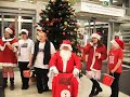 Santa at Sainsbury's