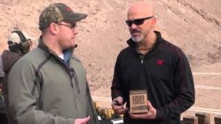 SHOT Show 2016: Winchester USA Forged Steel Case 9 mm Ammo