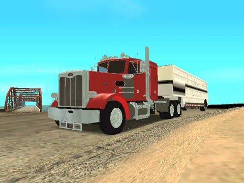 Trucks (GTA SA)