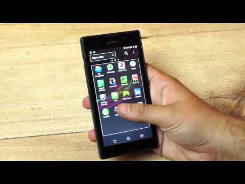 Sony Xperia C Dual Sim Android Smartphone Full Review In Depth - iGyaan